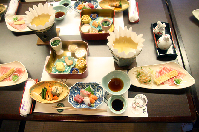 Japan cuisine and food max 39 s two cents for Authentic japanese cuisine