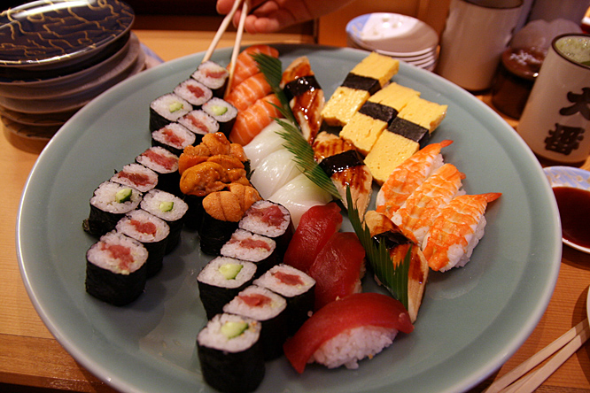 Japan traditional food gallery for Authentic japanese cuisine