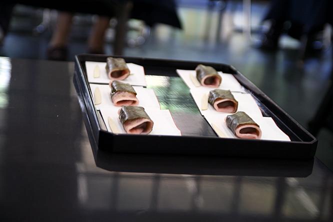 Japan: tea ceremony sweets