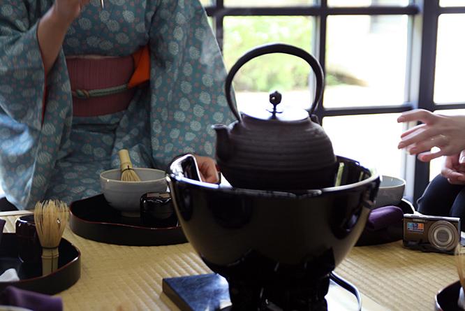 Japan: teapot