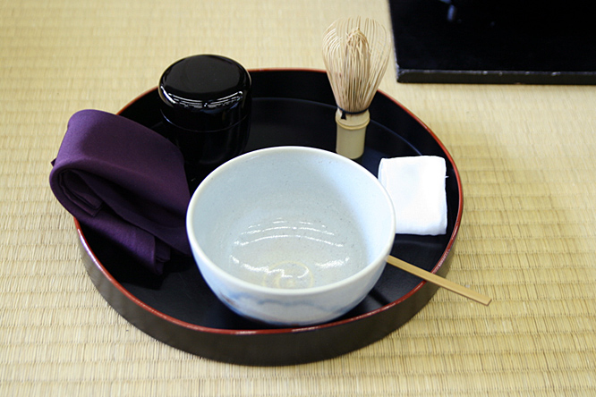 Japan: tea ceremony