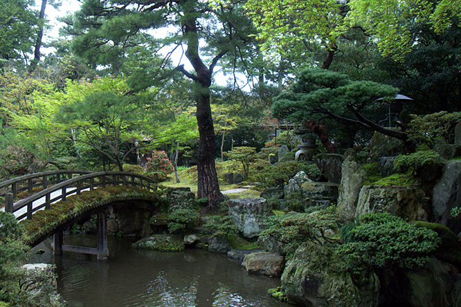 Japan, Imperial Palace in Kyoto 4