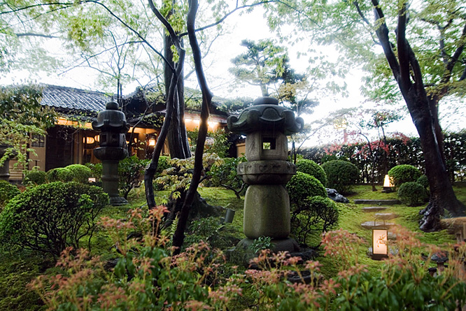 Japan, beautiful garden 2