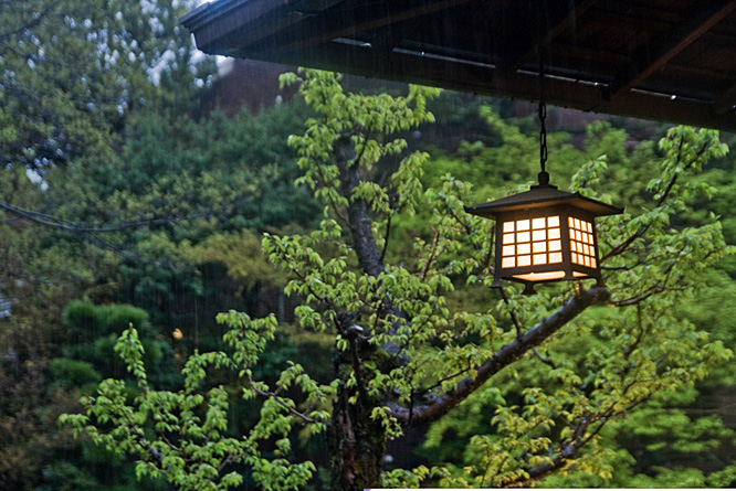 Japan, beautiful garden, restaraunt 3