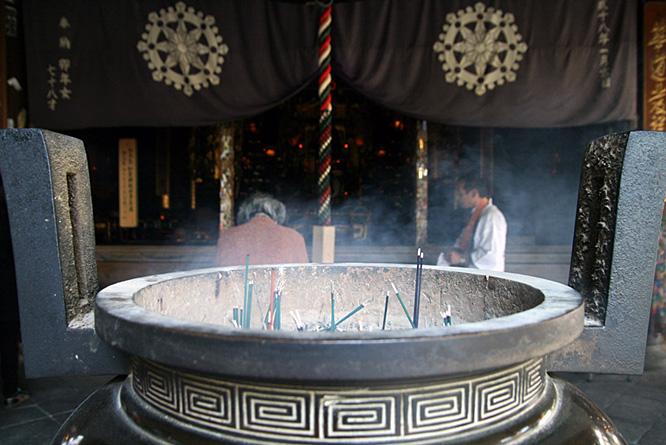 Japan, beautiful temple 2