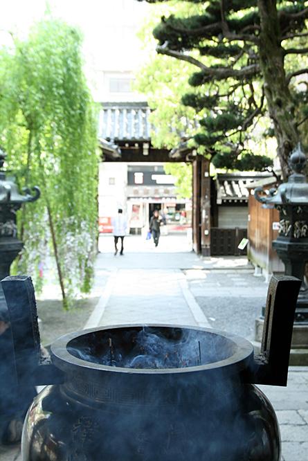 Japan, beautiful temple 3
