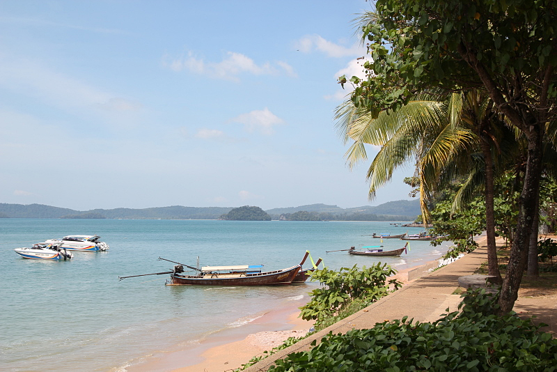 Incredible Ao Nang beach