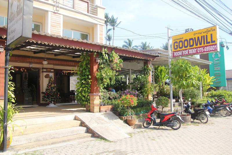 Goodwill - nice hotel in Ao Nang