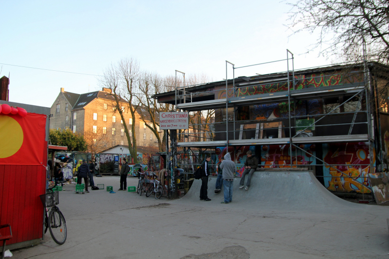 Copenhagen, Freetown Christiania