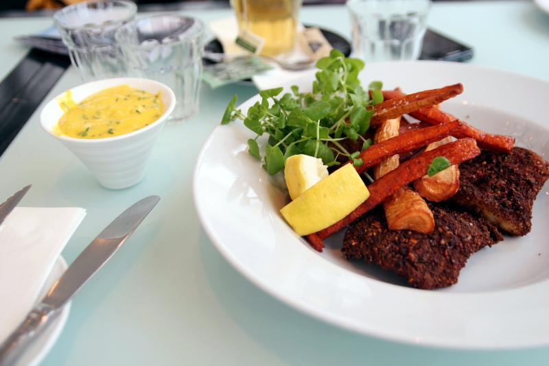 Copenhagen, restaurant