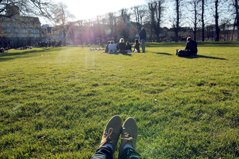 Copenhagen, park